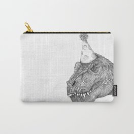 Party Dinosaur Carry-All Pouch