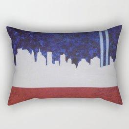 A Tribute In Light Rectangular Pillow
