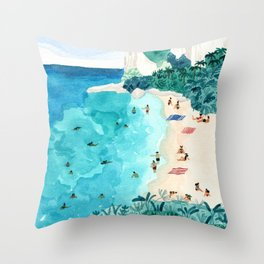 Coromandel Throw Pillow