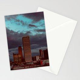 On Tulsa Time Stationery Cards