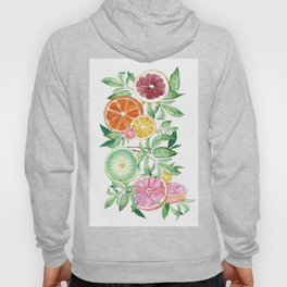 Citrus Fruit Hoody