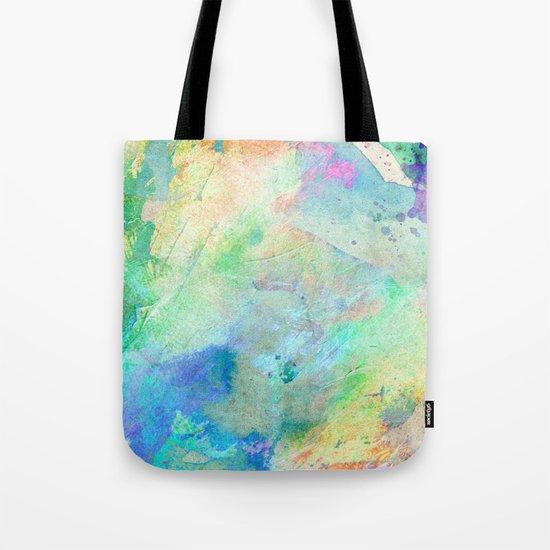 Pastel Color Splash 06 Tote Bag