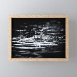 Summer Storms Framed Mini Art Print