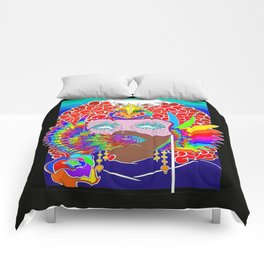 Colorful Masquerade Angel Comforters