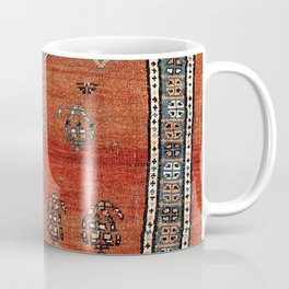 Bakhshaish Azerbaijan Northwest Persian Carpet Print Coffee Mug