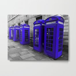 A Jolly Good Day in England Metal Print