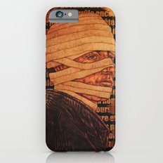 The Burn Man still in love Slim Case iPhone 6s