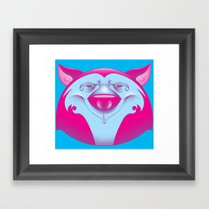 purpanda Framed Art Print