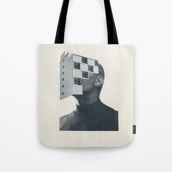 Vacancy Zine Tote Bag