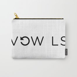 VOWELS Carry-All Pouch