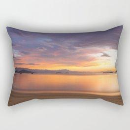 Pink Dawn Rectangular Pillow