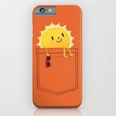 Pocketful of sunshine Slim Case iPhone 6