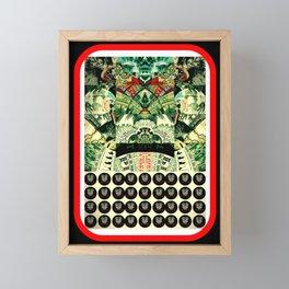 In The Next Life Bears Flee Target Market Framed Mini Art Print