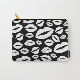 Lips BW Carry-All Pouch