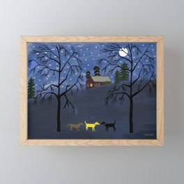 Desire Under the Elms Framed Mini Art Print