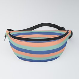 Just Stripes Fanny Pack