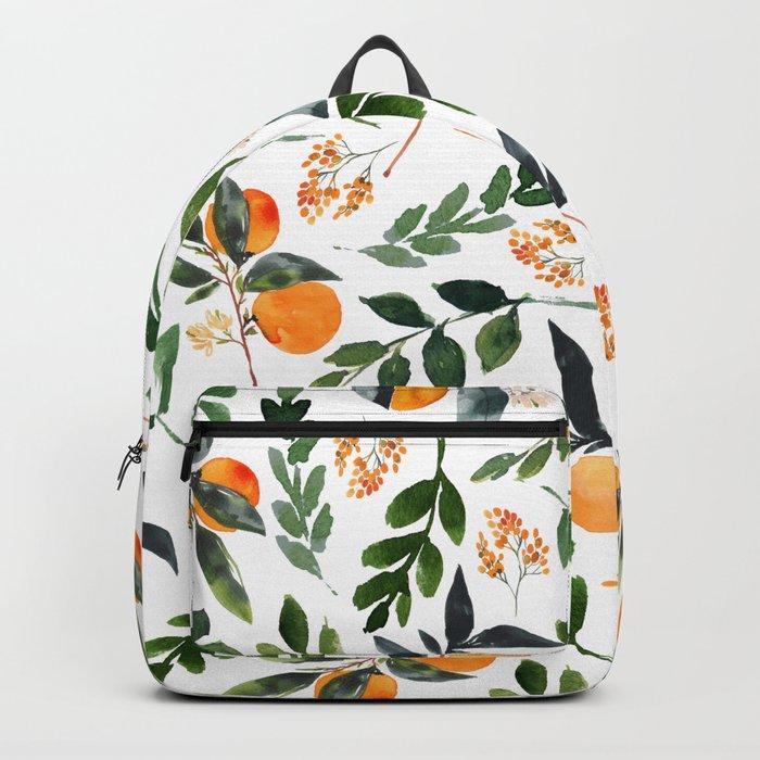 Orange Grove Rucksack