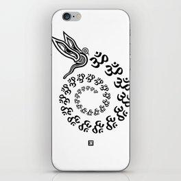 ॐ OM - Swachhanda iPhone Skin