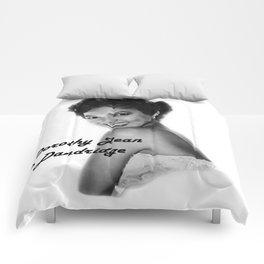 Diva Legacy Dorothy Jean Dandridge Comforters