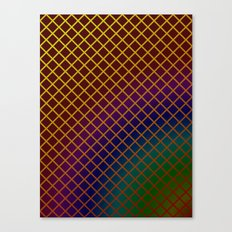 Geometric Abstraction. Canvas Print
