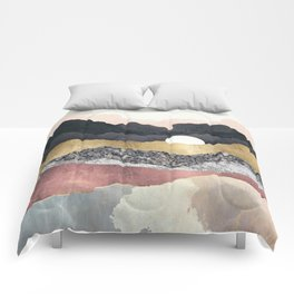 Frost Reflection Comforters