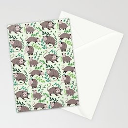Possums & Plants Stationery Cards