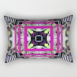 Greek Yantra Rectangular Pillow