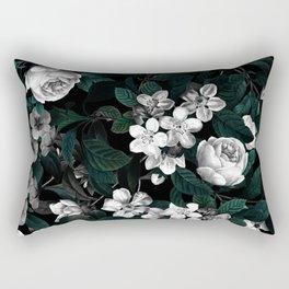 Botanical Night Rectangular Pillow