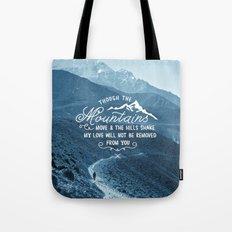 NOT SHAKEN Tote Bag