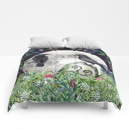 Raven Moon Magick Comforters