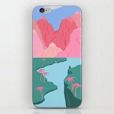 Girls' Oasis iPhone & iPod Skin