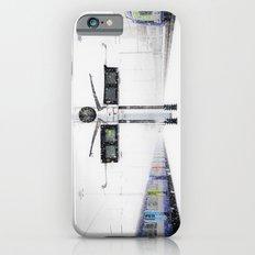 blizzard in Paris iPhone 6s Slim Case
