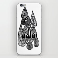 Tears for Seattle iPhone & iPod Skin