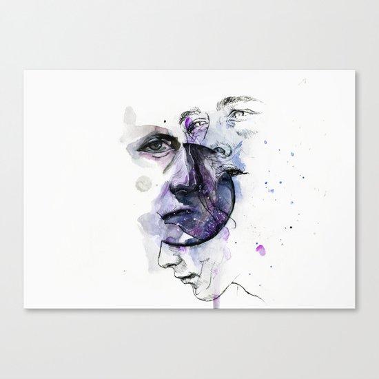 lacking stabilty Canvas Print