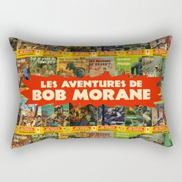 L'Aventurier Rectangular Pillow