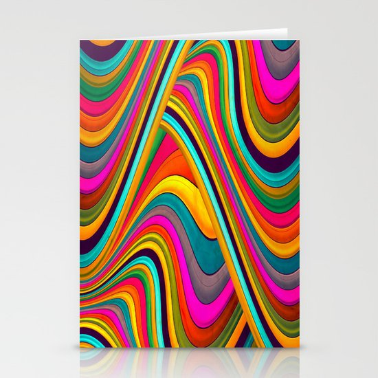 Acid Stationery Cards