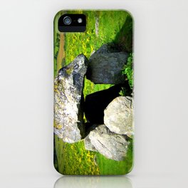 Sligo Dolmen iPhone Case