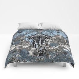 BULL SKULL Comforters
