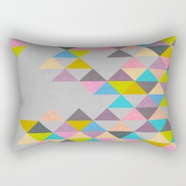 Completely Incomplete Rectangular Pillow