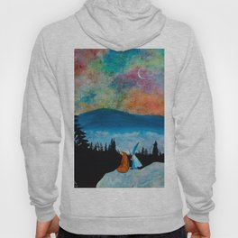 The Bear and the Wizard Hoody