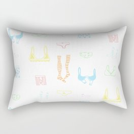 Pretty Panties Rectangular Pillow