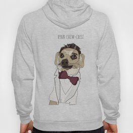 Celebrity Dogs-Ryan Chew-crest Hoody