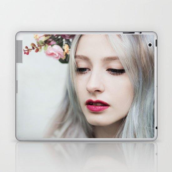 Flower pastel Laptop & iPad Skin
