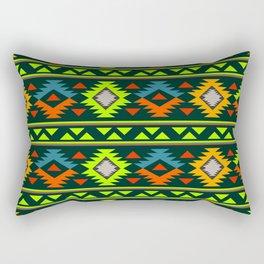 Geometric Navajo Rectangular Pillow