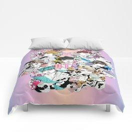 BTS Members -Love Yourself Comforters