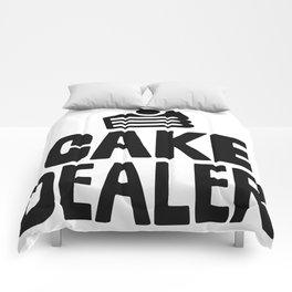 Cake Dealer Comforters