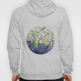 The earth seen from the space Hoody