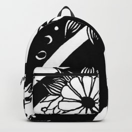 "Inktober, Day 4 ""Spell"" #inktober #inktober2018 Backpack"