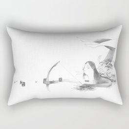 Au naturel Rectangular Pillow