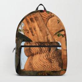 Zen Buddha Sleeping Backpack